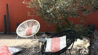 Jardin Exotique & indus