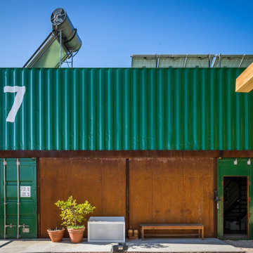 Barcelona Container House