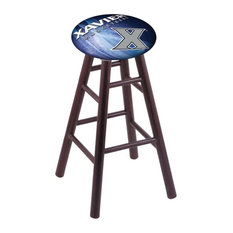 Xavier Bar Stool Dark Cherry