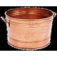 ACHLA Round Steel Tub