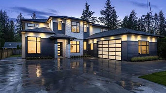 Exterior Finishing in Langley