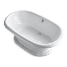 "Kohler Vintage 72"" X 42"" Freestanding Bath, White"