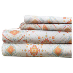 Southwestern Sheet And Pillowcase Sets by iEnjoy Home
