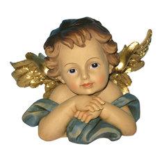 Blue Angel Busts, Set of 2