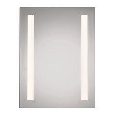 Illume LED Back Lite Medicine Cabinet, Hinge: Right