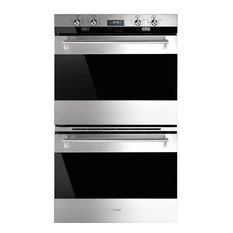 Smeg 30'' Classic Electric Multi-function Double Oven
