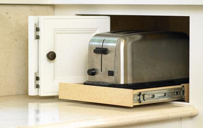 20 идей хранения на кухне, где, кажется, совершенно нет места