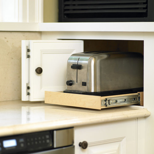Toaster Storage | Houzz