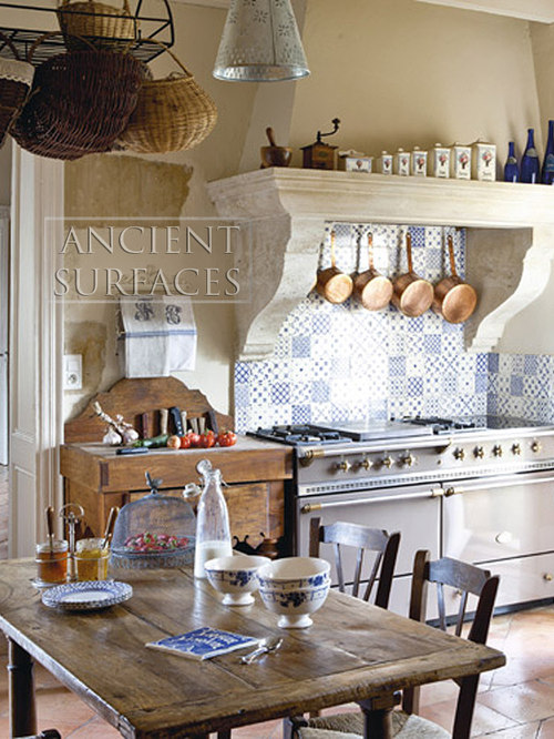 Kitchen Hoods, Counters and Floors - Range Hoods And Vents