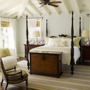 Home design - tropical home design idea in Orange County