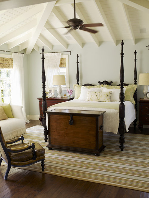 British Colonial Bedroom | Houzz