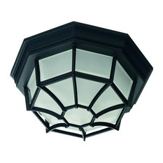 """Exterior Collections Outdoor Flush Mount, 11"""""""