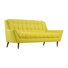 LONG BAY UPHOLSTERED FABRIC LOVE SEAT/SUNNY