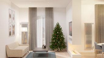 Progettazione residenza privata 180mq - Casalnuovo