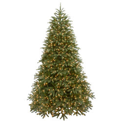 Traditional Christmas Trees by VirVentures