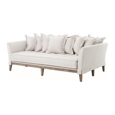 Theory Upholstered Daybed Couch - Light Sand