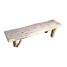 Driftwood Bench, Large
