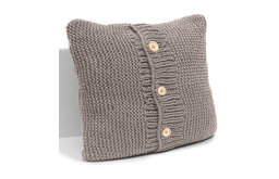 Chunky Knit Accent Pillow