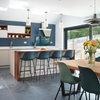 Kitchen Tour: A Sleek Yet Characterful Social Hub