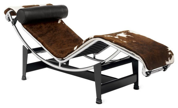 by design within reach design within reach lc4 chaise lounge