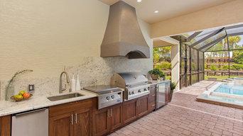 LWR Outdoor Kitchen