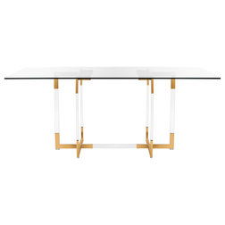 Contemporary Dining Tables by Safavieh
