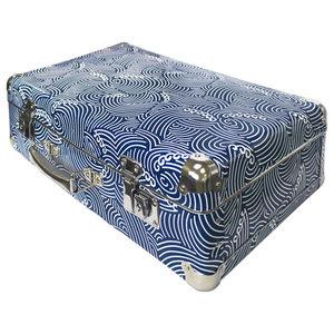 Ocean Waves Decorative Box, Medium