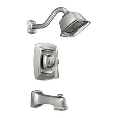 Moen T2163EP Boardwalk 1.75 GPM Tub and Shower Trim Only, Chrome
