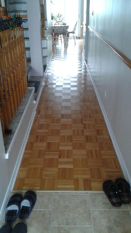 Parquet Floor Keep Or Remove