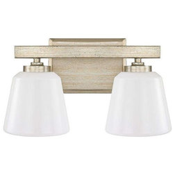 Awesome Transitional Bathroom Vanity Lighting by Build