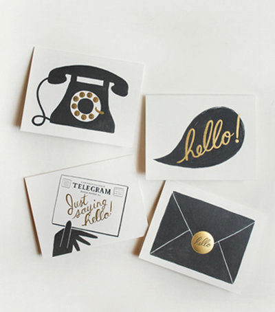 Eclectic Desk Accessories by Rifle Paper Co.