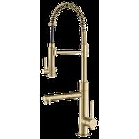 Artec Commercial 2-Function 1-Handle Pulldown Pot Filler Kitchen Faucet BG