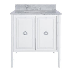 Simple Exclusive Jane Double Sink Bathroom Vanity  Bathroom Vanities
