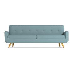 Lawson Sofa, Cloud Velvet