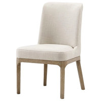 Theodore Alexander Michael Berman Claremont Chair #MB1009.1AQI - Set of 2
