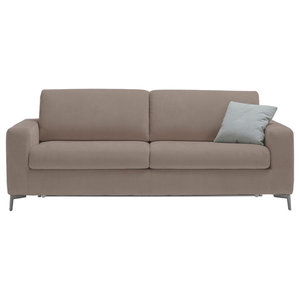 Firenze Modern Sofa Bed, Queen Size Mattress - Modern - Sleeper ...