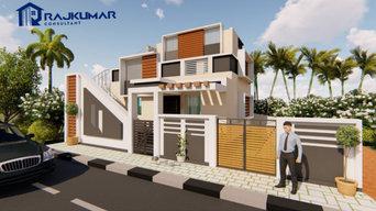 House construction at Talaja