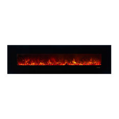 Modern Flames Linear Electric Fireplace 100""