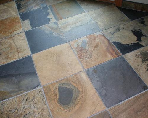 Sunroom Addition - Wall And Floor Tile