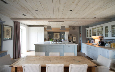 My Houzz: An English Barn Conversion with Provençal Appeal