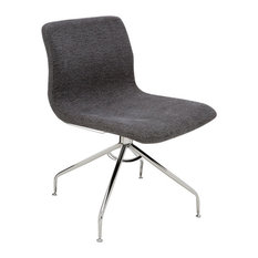Nuevoliving   Alta Office Chair Without Casters   Office Chairs