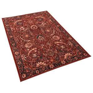 Kashqai 4335-300 Rectangle Traditional Rug 160x240cm