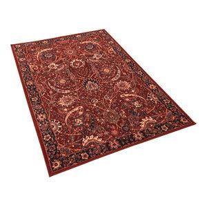 Kashqai 4335-300 Rectangle Traditional Rug 160x240cm