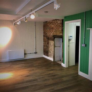 Oak Effect Flooring
