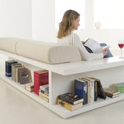 Ludus Sofa and Shelf