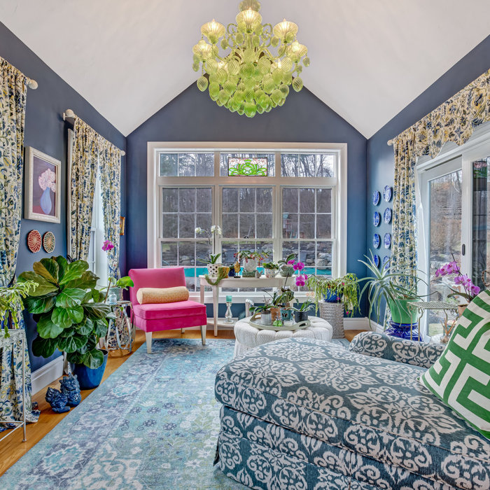 Traditional Eclectic - Sunroom