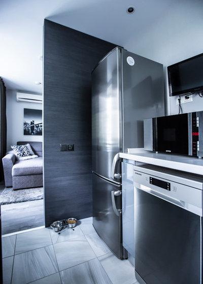 Современный Кухня by Фотограф Марк Кожура