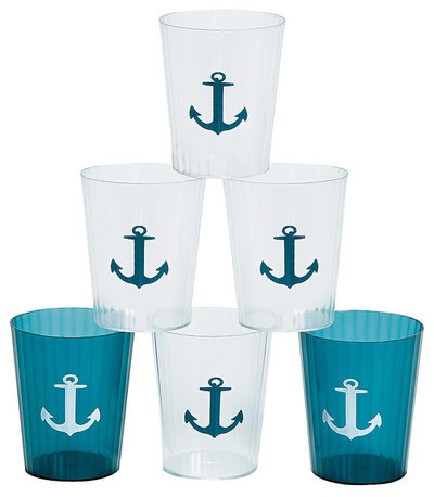 Contemporary Shot Glasses by Oriental Trading Co.