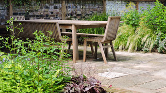 The Architect's Garden Seating Area