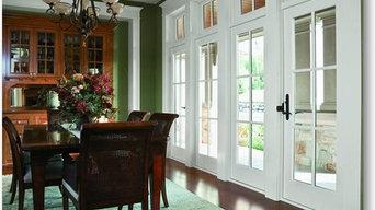 Frenchwood Hinged Doors